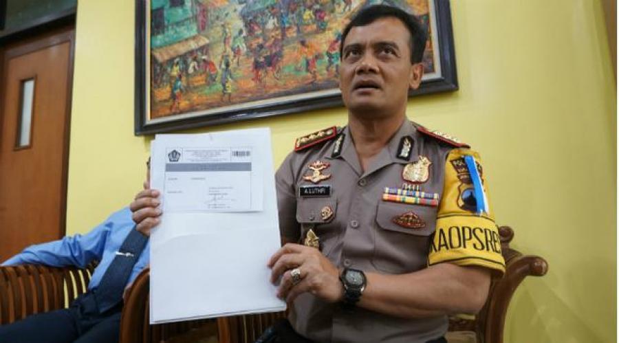 Ikut Tax Amnesty Polisi di Kampung Jokowi Buka-bukaan Pundi-Pundi